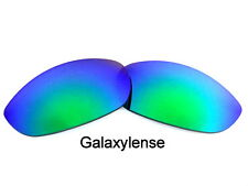 Galaxy Replacement Lenses For Oakley Monster Dog Emerald Green 100% UVAB