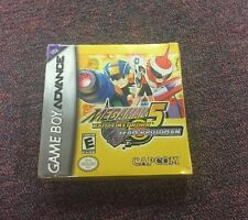 Mega Man Battle Network 5 Team Protoman (Nintendo Game Boy Advance, 2005)