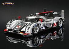 Audi r18 TDI Audi Sport Joest Le Mans 2011 Fässler/Lotterer/Tréluyer, SPARK 1:43