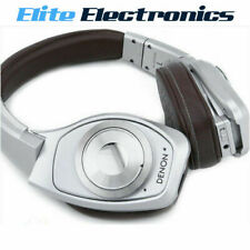 DENON AH-NCW500 WIRELESS NOISE-CANCELLING BLUETOOTH ON-EAR HEADPHONE IPHONE 4S 5