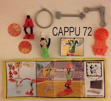 MICKEY MOUSE & FRIENDS PIPPO+CARTINA  FT176 ITALIA KInder sorpresa
