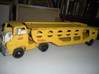 "Tonka Vintage Car Hauler Truck Circa 1970 -28 "" Long"