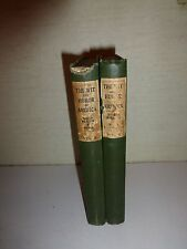 THE WIT AND HUMOR OF AMERICA (1911) LOT 2 VOLUMES~HC BOOKS B103