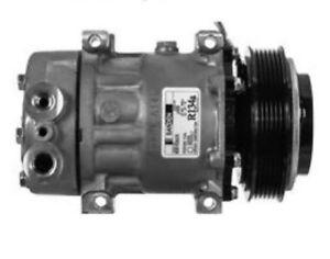 GENUINE Paccar 4280SAN Original Sanden Compressor Peterbilt / Kenworth R134A NEW