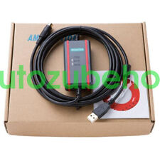 For Mitsubishi FX Series PLC Data Connection Communication Line FX-USB-AW+