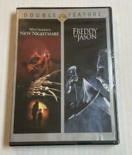 Wes Craven's New Nightmare | Freddy vs. Jason (Dvd Horror Double Feature)