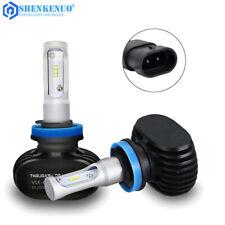 H11 H8 H9 8000LM 6500K LED Headlight Driving Fog Light Replacement Bulbs White