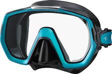 Tusa Freedom Elite Mask Scuba Diving, FreeDiving, Snorkeling GR/BK M-1003QB-OG