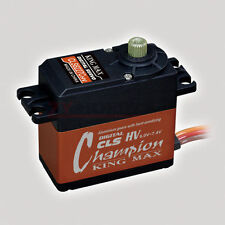 KINGMAX 27kg.cm CLS6227CHV Digital Alu Gears HV Coreless Servo standard Case