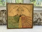 """Three Mountaineers Inc. 1943 This Here's The Bathroom Original Outhouse """"Bathroo"""