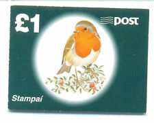 Ireland Robin booklet mnh birds SB58
