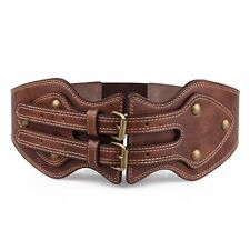 Women's Faux Leather Belts