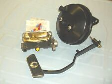 67 68  MUSTANG COUGAR  DISC BRAKE BOOSTER For AUTOMATIC TRANS  ALL NEW