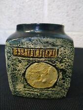 Vintage Troika Pottery Vase