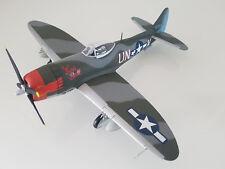 "Franklin Mint Armour Republic p-47m thunderbolt ""Fire Ball"" b11e381 1:48 OVP"