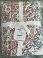 Pottery Barn Remy Paisley King Duvet Cover NEW