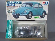 NEW Vintage Open Box Tamiya 1/10 Volkswagen Beetle RC Racing Car M-02L # 58173