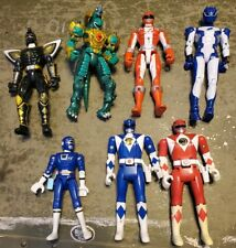 Power Ranger Lot ×7