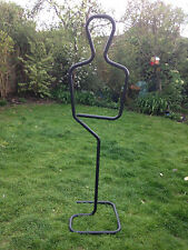 FABULOUS COLLECTABLE RARE VINTAGE 1980's STEEL TUBE MALE FORM MANNEQUIN
