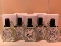 Diptyque Collection - Glass Spray Decant Sample - 3/5/10 mL - 100% Authentic