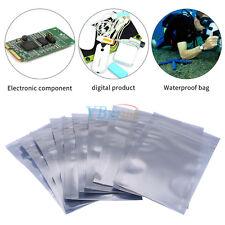 100Pc ESD Anti-Static Shielding Zip Lock Packing Storage Bags Open-Top 6x9cm stp