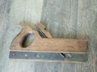 Antique Vintage Ohio Tool Co. 77 Wood Plane 3/4 Woodworking Hand Tools