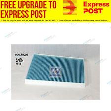 Wesfil Cabin Air Pollen Filter WACF0005 fits Kia Rio 1.4 16V (JB),1.6 16V (JB