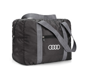 NEW Audi Packable Fitness Gym Exercise Clothing Duffel Kit 40L Bag - 3151800400