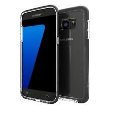 Gear 4 Piccadilly caso para Samsung Galaxy S7 Edge-ex-Display-Negro/Claro