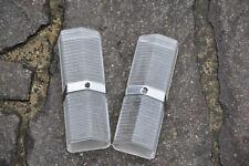 Fiat 125 Spezial Blinker Frontscheinwerfer Standlicht Gläser links rechts Oldtim