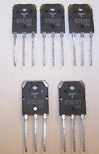 Toshiba GT25J101 25A, 600V N-Channel IGBT, 5 pieces, NEW TO-3P 5P5-7-01
