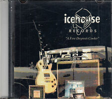 Icehouse Records A Few Degrees Cooler CD Blues Sampler Promo FASTPOST