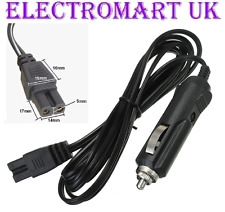 12V 12 VOLT DC COOLER BOX MINI FRIDGE CABLE CIGAR PLUG LEAD 2M