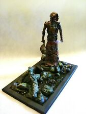 Dark Fantasy Sculptures-Mercenary-figure, statue horror 1/5 scale