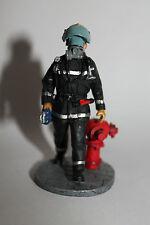 Del Prado Zinnfigur; Fireman, firedress, Hongkong, PR China, 2003