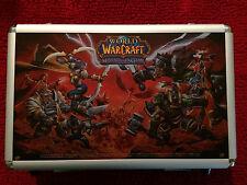 World of Warcraft: Blizzard Locking Miniature Figure Storage Case - BRAND NEW