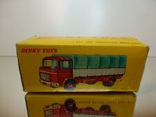 DINKY TOYS 584   CAMION BACHE - EMPTY BOX - GOOD CONDITION