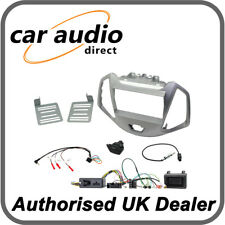 Connects2 CTKFD62 Ford Ecosport 2013> Silver Double Din Radio Installation Kit