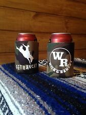Rodeo Get Ranchy Koozie By Wild And Ranchy