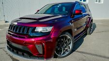 Full Body Kit project TITAN for Jeep Grand Cherokee WK2SRT8| SCL Global Concept™