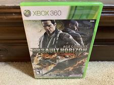 Ace Combat: Assault Horizon (Microsoft Xbox 360, 2011) Near Mint! Namco Teen