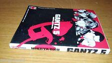 GANTZ # 5 - HIROYA OKU WORKS - 2002 - PLANET MANGA - PANINI COMICS - MN23