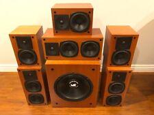 Miller & Kreisel, M&K LCR 850 CH Speakers (super clean)