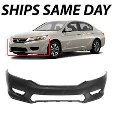 Pair Cover Support Brackets for 2013-1017 Honda Accord Sedan Front Bumper Set