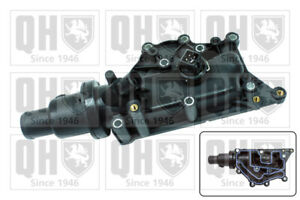 Coolant Thermostat fits RENAULT CLIO Mk3 1.4 05 to 12 K4J780 QH 8200158269 New