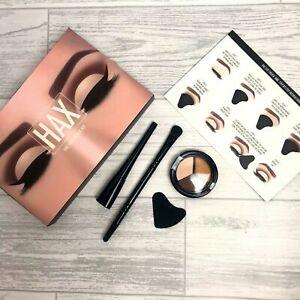 HAX Cut Crease Kit Eye Liner Shadow Palette Cosmetic Set Blending Cutting Brush
