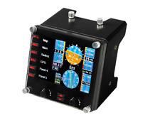 Saitek LCD Display mit Horizont Voll Funktionsfähig  PRO Flight Instrument Panel