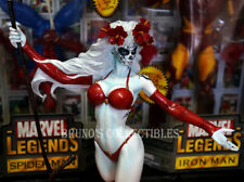 CS Moore Studio Lady Death La Muerta Statue from Image Chaos! Comics
