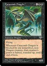 CATACOMB DRAGON Mirage MTG Black Creature — Dragon RARE