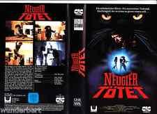 "VHS "" Neugier TÖTET ( Curiosity Kills ) (1990) C. Thomas Howell - Rae Dawn Chong"
